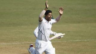 India A vs Australia A: Umesh, Ashwin Land Early Blows Before Green Leads Fightback With Century on Day 2