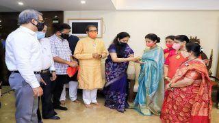 Year After Quitting Congress, Urmila Matondkar Joins Shiv Sena in Presence of Uddhav Thackeray