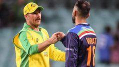 India vs Australia 2020/21 1st T20 Live Cricket Score: मैच शुरू, केएल राहुल-शिखर धवन ओपनिंग पर