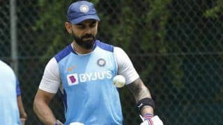 'Hats Off to Him' - Gautam Gambhir Hails Virat Kohli For Scoring 20K International Runs in a Decade
