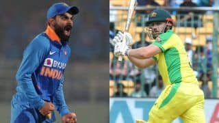 Live Cricket Score, India vs Australia 2020, 1st T20I, Canberra