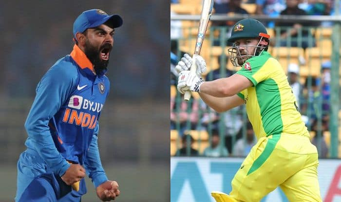 Ind 161 7 Beat Aus 150 7 By 11 Runs Highlights India Vs Australia Match Streaming Online Cricket Ind Vs Aus Score 1st T20i Canberra Chahal Natarajan Star As India Beat Australia To Take