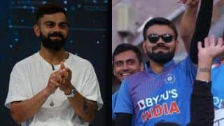 3rd T20I: India Captain Virat Kohli's Doppelganger in Sydney Crowd Steals Limelight