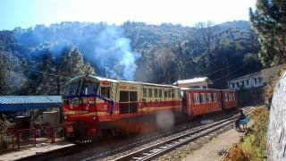 Vistadome Coach, The Panoramic Glass-topped Kalka-Shimla Train, Resumes Services