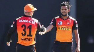 India vs Australia: David Warner Praises T Natarajan, Says 'Couldn't be Happier' Despite T20I Series Loss