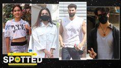 टाइगर श्रॉफ से लेकर सारा अली खान तक, Paparazzi के कैमरे में कैद हुए सितारे...देखें Viral Video