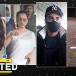 Spotted! Ranbir Kapoor at Mumbai Airport And Katrina Kaif Attends Dance Class
