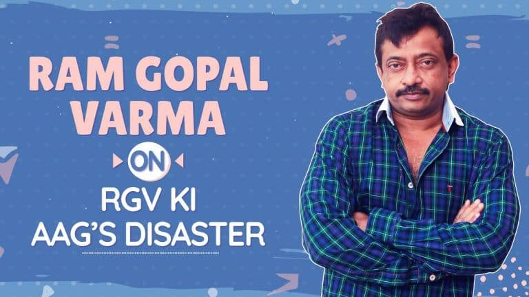 Video: Ram Gopal Varma on His Upcoming Film '12 'O' Clock', What Went Wrong With 2007's 'Aag'