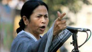 Mamata Banerjee Hits Out Centre, Says Not Afraid of Anyone, Can't Be Intimidated With Jail