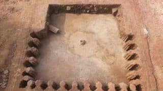 Water Tank From 16th-Century Mughal Era Found in Fatehpur Sikri, ASI to Undertake More Excavations