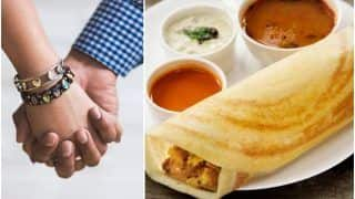 Oops! Wife Catches Husband Having Dosa With Girlfriend in Car, Takes Them to The Police Station