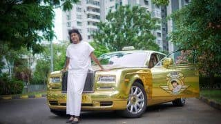 This Kerala Entrepreneur Converted His Rolls Royce Phantom into a Luxury Cab