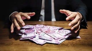 Telangana Man Burns Bribe Amount of Rs 5 Lakh to Escape From Being Caught by ACB