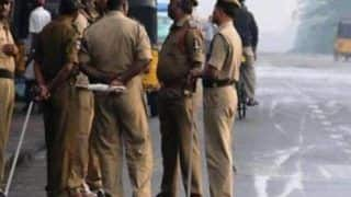 Two UP Constables Caught Running