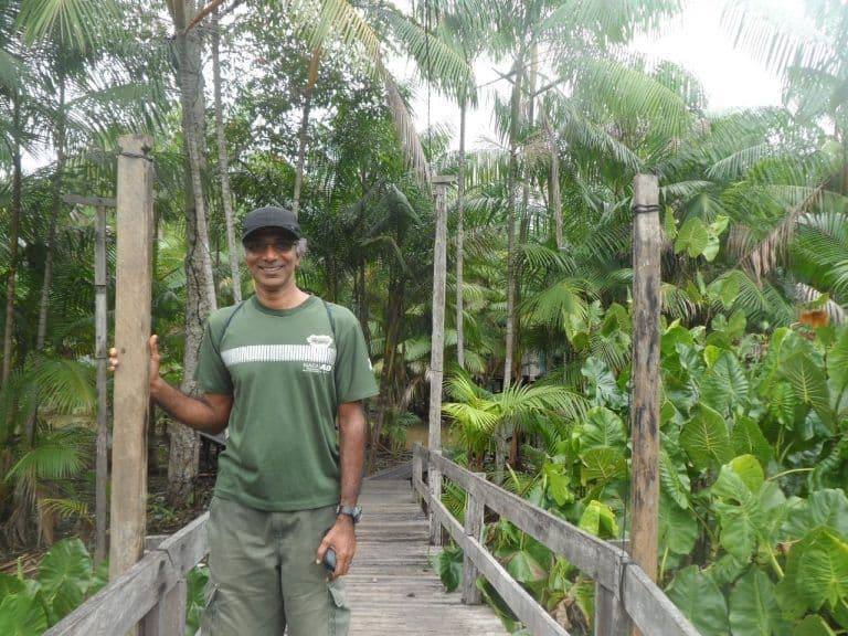 This Indian-origin Lawyer has Dedicated His Life to the Cause of Amazon Forests