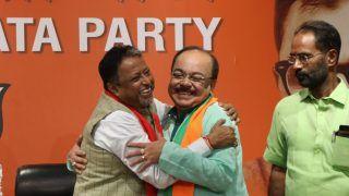 BJP's Sovan Chatterjee to Lead Roadshow in Kolkata Despite Being Denied Permission By Police