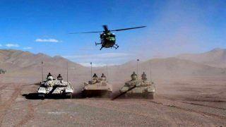 LAC पर पीछे हट रहे चीन की रफ्तार से सब रह गए दंग, 2 दिन में हटाए 200 से अधिक टैंक