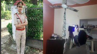 UP: 30 साल की महिला Sub-Inspector ने पंखे से लटक कर की सुसाइड, सुसाइड नोट मिला