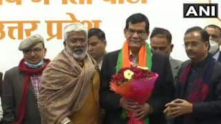 AK Sharma, Former IAS Officer, PM Modi's Close Aide, Joins BJP in Lucknow; May Contest MLC Elections