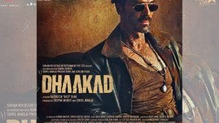 Dhaakad New Poster Out: Arjun Rampal is 'Dangerous, Deadly And Cool' As Rudraveer