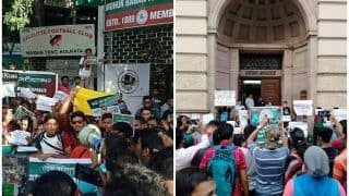 Remove ATK Controversy: Mariners Hit Streets in Protest Over ATK Mohun Bagan Jersey Issue | WATCH