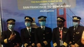 Air India's All-women Pilots Team Creates History by Flying Over World's Longest Route