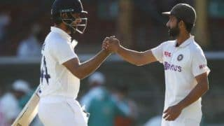 Indvsaus 4th test india gets 328 run target what is highest successful run chase at gabba 4338996