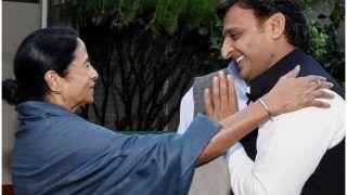 Samajwadi Party Will Support Mamata Banerjee's TMC In Upcoming West Bengal Polls, Confirms Akhilesh Yadav