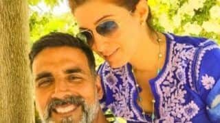 Akshay Kumar Wishes Wife Twinkle Khanna on Wedding Anniversary With a Post About 'Smiles' And Togetherness