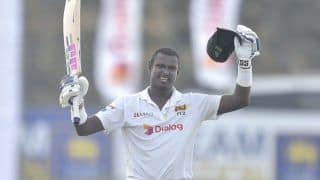 2nd Test: Angelo Mathews Century Puts Sri Lanka Ahead vs England on Day 1