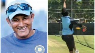 Anil Kumble REACTS to Jasprit Bumrah Imitating His Bowling Action Ahead of 1st Test at Chennai Between India-England