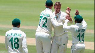 SA vs SL 2nd Test Day 1: श्रीलंकाई बल्लेबाजों पर कहर बनकर टूटे IPL 2020 में सबसे तेज गेंद डालने वाले Anrich Nortje