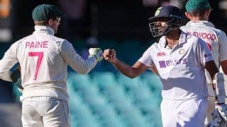 Ravichandran Ashwin: Tim Paine Played Perfect Host by Missing Rishabh Pant Stumping Chance at Brisbane