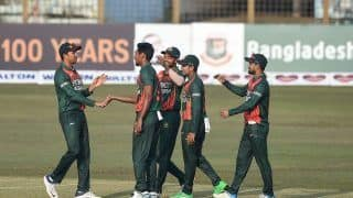 3rd ODI: High-Flying Bangladesh Beat West Indies by 120 Runs to Complete 3-0 Whitewash