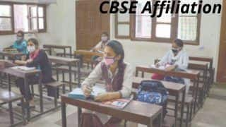 CBSE Affiliation System Based on NEP 2020 to Come Into Effect on March 1: What's New?