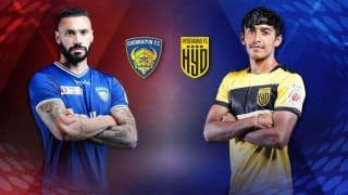 CFC vs HFC Dream11 Team Prediction And Hints Indian Super League 2020-21: Captain, Vice-captain, Fantasy Playing Tips, Predicted XIs For Today's Chennaiyin FC vs Hyderabad FC ISL Football Match 47 at GMC Stadium, Bambolim 7.30 PM IST January 4 Monday