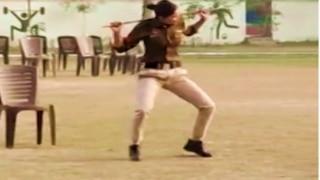 Viral Video: 'पंजाब पुलिस सरदारा दे' गाने पर महिला पुलिसकर्मी का जबरदस्त डांस, वीडियो वायरल