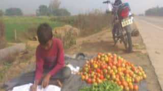 सब्जी बेचते हुए पढ़ रहा था बच्चा, IAS अधिकारी ने की तारीफ, देख लोग हो रहे निहाल