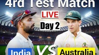 Ind vs Aus 4th Test Day 2 Live Updates and Live Cricket Score Gabba, Brisbane Today's Match: India Eye Early Wickets