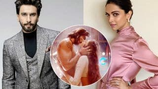 Deepika Padukone, Ranveer Singh Recount Their Love Story, Say 'Ang Laga De Kiss Was So Intensely Passionate'
