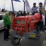 Farmers' Protest: Tractor Rally Near Delhi Borders Today, Traffic Diversions in Place   Check Advisory