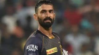 Harder to Hit Spinners Than Fast Bowlers in Sharjah: Dinesh Karthik After KKR's Win