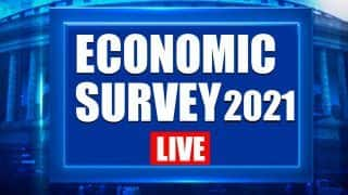 Budget 2021: FM Sitharaman Tables Economic Survey, GDP to Expand by 11% in FY22