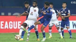 ISL 2021 Results: 10-Man SC East Bengal Hold Chennaiyin FC to Goalless Draw
