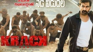 Krack Full HD Available For Free Download Online on Tamilrockers And Other Torrent Sites