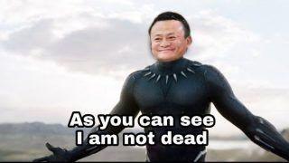 'Dekho Wo Aa Gaya': Memes Flood Twitter After Jack Ma Reappears in Public After Months
