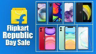 Flipkart Republic Day Sale 2021: Best Online Deals, Discounts on iPhone XR, iPhone 11, Samsung Galaxy S20+, Motorola One Fusion Plus