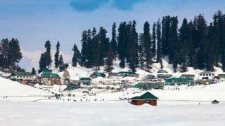 Kashmir's Gulmarg Witnessing Increase in Footfall of Tourists, Film And Television Crews For Shooting