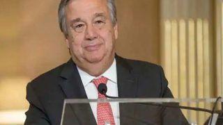 सीरम इंस्टीट्यूट में आग लगने की घटना पर संयुक्त राष्ट्र के महासचिव एंतोनियो गुतारेस ने जताया दुख