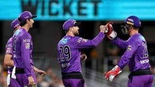 HUR vs THU Dream11 Team Prediction KFC Big Bash League - T20 Match 31: Captain, Vice-captain, Fantasy Playing Tips, Probable XIs For Today's Hobart Hurricanes vs Sydney Thunder T20 at Perth Stadium 12.40 PM IST January 7 Thursday